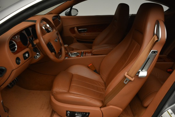 Used 2005 Bentley Continental GT GT Turbo for sale Sold at Bugatti of Greenwich in Greenwich CT 06830 18