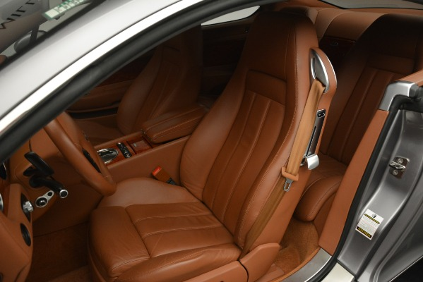 Used 2005 Bentley Continental GT GT Turbo for sale Sold at Bugatti of Greenwich in Greenwich CT 06830 19