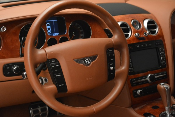 Used 2005 Bentley Continental GT GT Turbo for sale Sold at Bugatti of Greenwich in Greenwich CT 06830 20