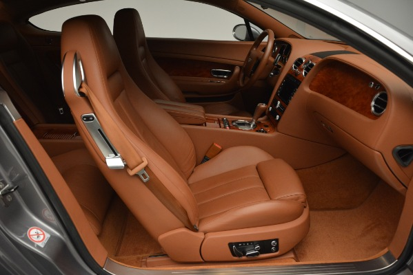 Used 2005 Bentley Continental GT GT Turbo for sale Sold at Bugatti of Greenwich in Greenwich CT 06830 26