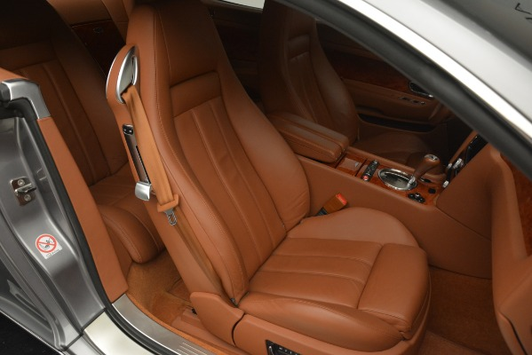 Used 2005 Bentley Continental GT GT Turbo for sale Sold at Bugatti of Greenwich in Greenwich CT 06830 27
