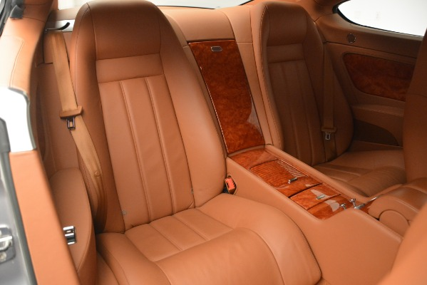 Used 2005 Bentley Continental GT GT Turbo for sale Sold at Bugatti of Greenwich in Greenwich CT 06830 28