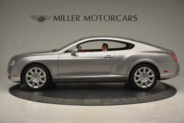 Used 2005 Bentley Continental GT GT Turbo for sale Sold at Bugatti of Greenwich in Greenwich CT 06830 3