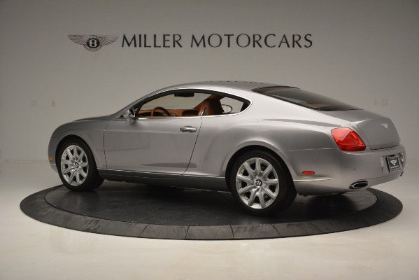 Used 2005 Bentley Continental GT GT Turbo for sale Sold at Bugatti of Greenwich in Greenwich CT 06830 4