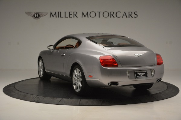 Used 2005 Bentley Continental GT GT Turbo for sale Sold at Bugatti of Greenwich in Greenwich CT 06830 5