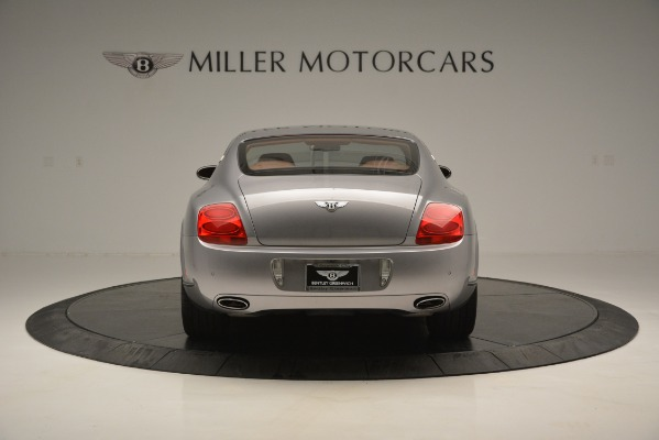 Used 2005 Bentley Continental GT GT Turbo for sale Sold at Bugatti of Greenwich in Greenwich CT 06830 6