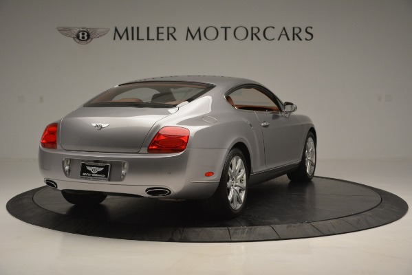 Used 2005 Bentley Continental GT GT Turbo for sale Sold at Bugatti of Greenwich in Greenwich CT 06830 7
