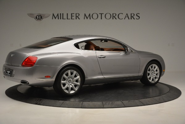 Used 2005 Bentley Continental GT GT Turbo for sale Sold at Bugatti of Greenwich in Greenwich CT 06830 8
