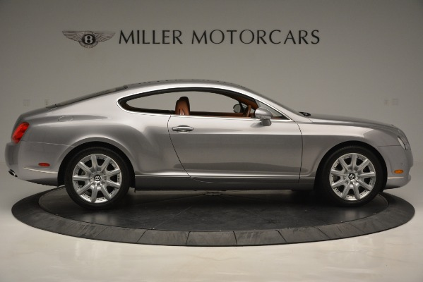 Used 2005 Bentley Continental GT GT Turbo for sale Sold at Bugatti of Greenwich in Greenwich CT 06830 9