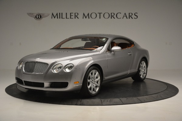 Used 2005 Bentley Continental GT GT Turbo for sale Sold at Bugatti of Greenwich in Greenwich CT 06830 1