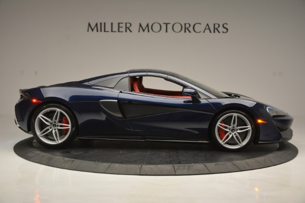 New 2019 McLaren 570S Spider Convertible for sale Sold at Bugatti of Greenwich in Greenwich CT 06830 20