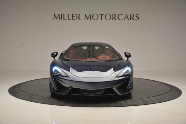 New 2019 McLaren 570S Spider Convertible for sale Sold at Bugatti of Greenwich in Greenwich CT 06830 22
