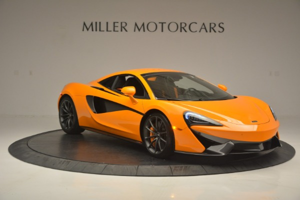 Used 2019 McLaren 570S Spider for sale Sold at Bugatti of Greenwich in Greenwich CT 06830 21