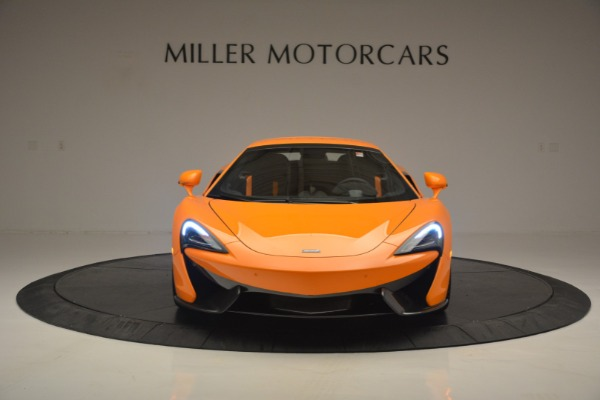 Used 2019 McLaren 570S Spider for sale Sold at Bugatti of Greenwich in Greenwich CT 06830 22
