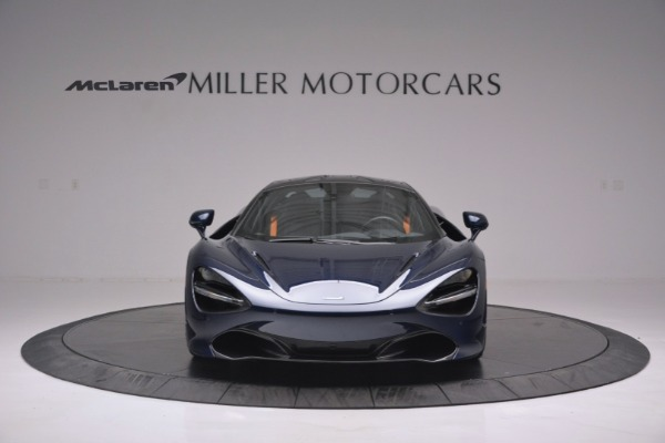 New 2019 McLaren 720S Coupe for sale Sold at Bugatti of Greenwich in Greenwich CT 06830 12
