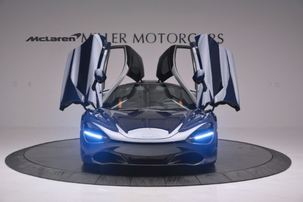 New 2019 McLaren 720S Coupe for sale Sold at Bugatti of Greenwich in Greenwich CT 06830 13