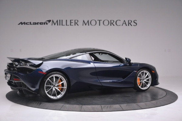 New 2019 McLaren 720S Coupe for sale Sold at Bugatti of Greenwich in Greenwich CT 06830 8