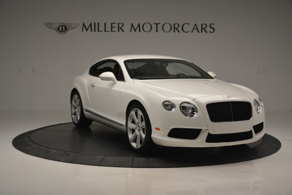 Used 2015 Bentley Continental GT V8 for sale Sold at Bugatti of Greenwich in Greenwich CT 06830 11