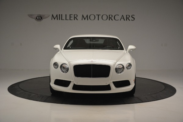 Used 2015 Bentley Continental GT V8 for sale Sold at Bugatti of Greenwich in Greenwich CT 06830 12
