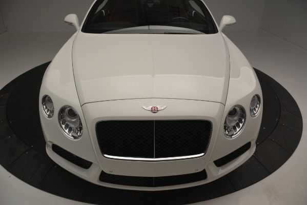 Used 2015 Bentley Continental GT V8 for sale Sold at Bugatti of Greenwich in Greenwich CT 06830 13