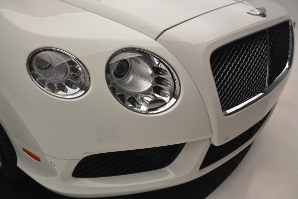 Used 2015 Bentley Continental GT V8 for sale Sold at Bugatti of Greenwich in Greenwich CT 06830 14