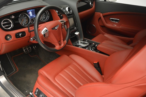 Used 2015 Bentley Continental GT V8 for sale Sold at Bugatti of Greenwich in Greenwich CT 06830 17