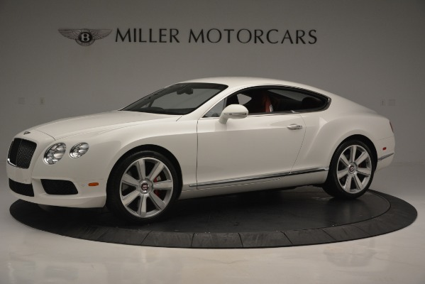 Used 2015 Bentley Continental GT V8 for sale Sold at Bugatti of Greenwich in Greenwich CT 06830 2