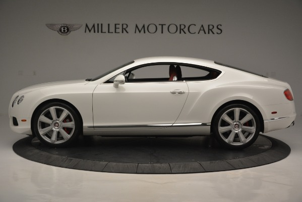 Used 2015 Bentley Continental GT V8 for sale Sold at Bugatti of Greenwich in Greenwich CT 06830 3