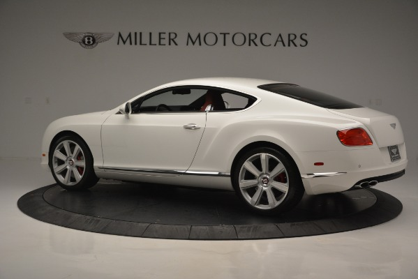 Used 2015 Bentley Continental GT V8 for sale Sold at Bugatti of Greenwich in Greenwich CT 06830 4