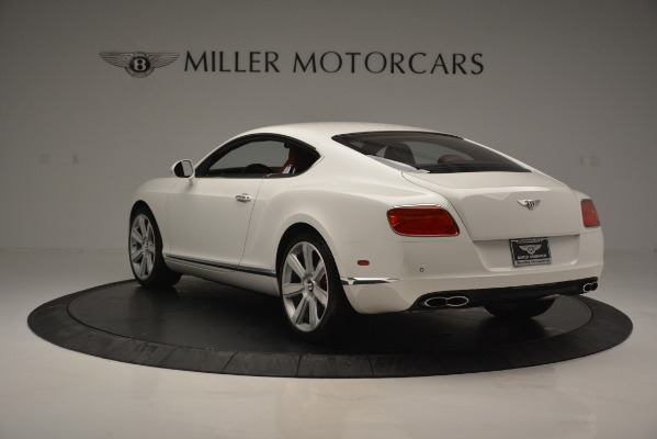 Used 2015 Bentley Continental GT V8 for sale Sold at Bugatti of Greenwich in Greenwich CT 06830 5