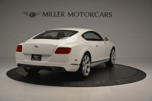 Used 2015 Bentley Continental GT V8 for sale Sold at Bugatti of Greenwich in Greenwich CT 06830 7
