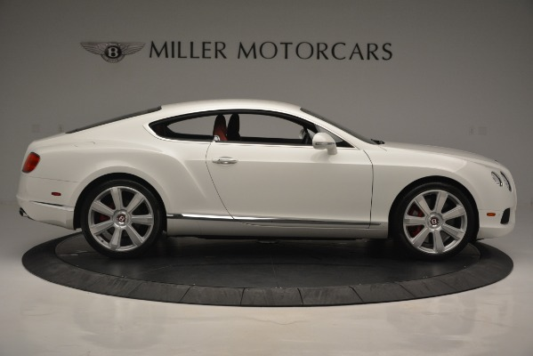 Used 2015 Bentley Continental GT V8 for sale Sold at Bugatti of Greenwich in Greenwich CT 06830 9