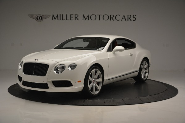 Used 2015 Bentley Continental GT V8 for sale Sold at Bugatti of Greenwich in Greenwich CT 06830 1