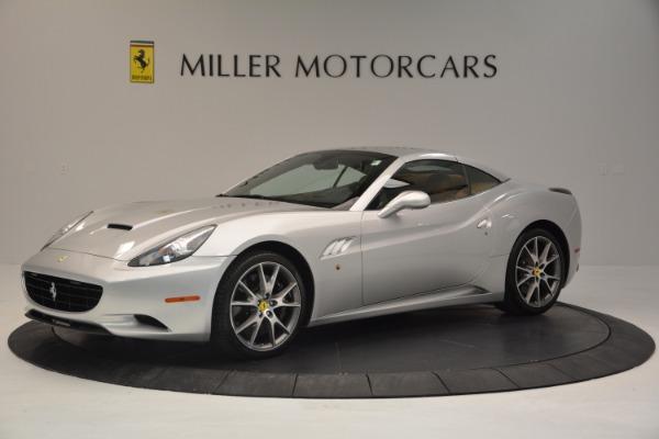 Used 2010 Ferrari California for sale Sold at Bugatti of Greenwich in Greenwich CT 06830 14