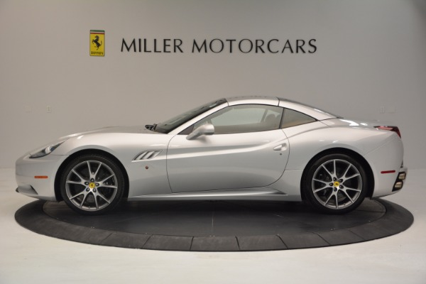 Used 2010 Ferrari California for sale Sold at Bugatti of Greenwich in Greenwich CT 06830 15