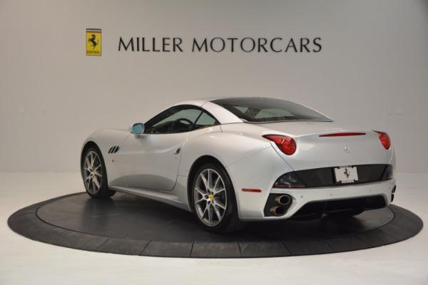 Used 2010 Ferrari California for sale Sold at Bugatti of Greenwich in Greenwich CT 06830 17