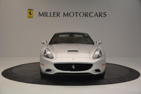 Used 2010 Ferrari California for sale Sold at Bugatti of Greenwich in Greenwich CT 06830 24