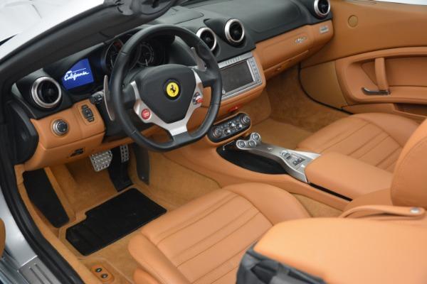 Used 2010 Ferrari California for sale Sold at Bugatti of Greenwich in Greenwich CT 06830 26