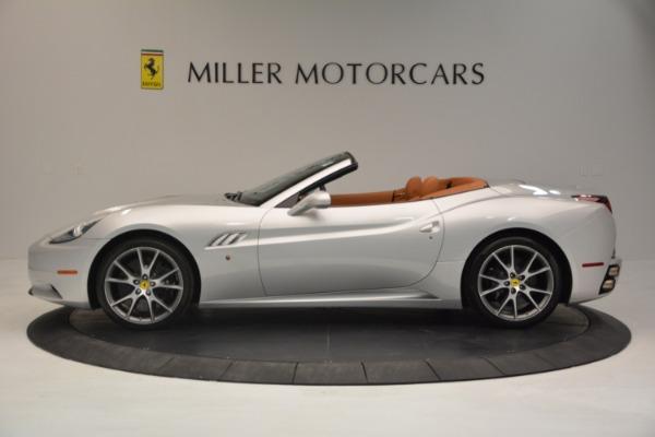Used 2010 Ferrari California for sale Sold at Bugatti of Greenwich in Greenwich CT 06830 3