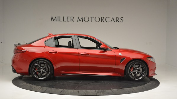 Used 2017 Alfa Romeo Giulia Quadrifoglio for sale Sold at Bugatti of Greenwich in Greenwich CT 06830 10