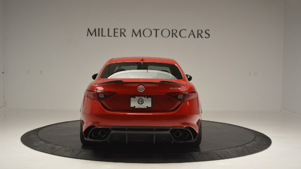 Used 2017 Alfa Romeo Giulia Quadrifoglio for sale Sold at Bugatti of Greenwich in Greenwich CT 06830 6