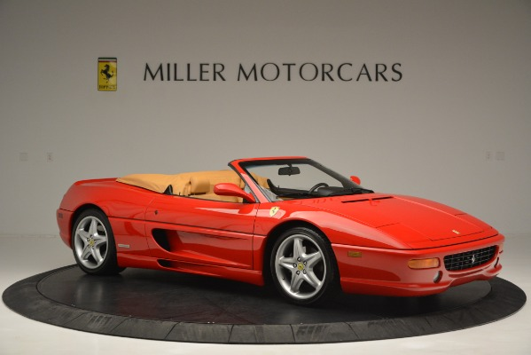 Used 1997 Ferrari 355 Spider 6-Speed Manual for sale Sold at Bugatti of Greenwich in Greenwich CT 06830 10