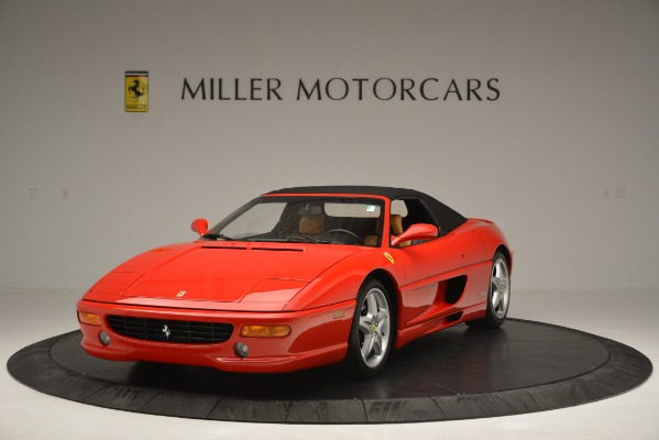 Used 1997 Ferrari 355 Spider 6-Speed Manual for sale Sold at Bugatti of Greenwich in Greenwich CT 06830 13