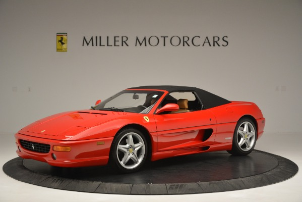 Used 1997 Ferrari 355 Spider 6-Speed Manual for sale Sold at Bugatti of Greenwich in Greenwich CT 06830 14