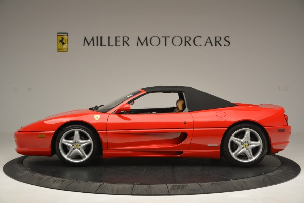 Used 1997 Ferrari 355 Spider 6-Speed Manual for sale Sold at Bugatti of Greenwich in Greenwich CT 06830 15