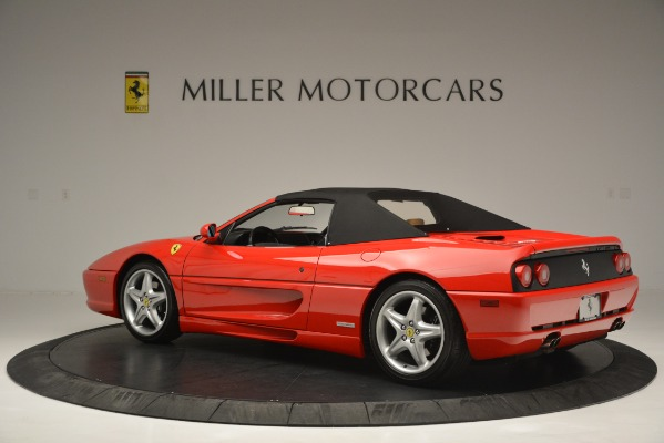 Used 1997 Ferrari 355 Spider 6-Speed Manual for sale Sold at Bugatti of Greenwich in Greenwich CT 06830 16