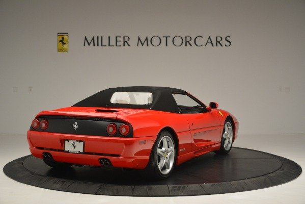 Used 1997 Ferrari 355 Spider 6-Speed Manual for sale Sold at Bugatti of Greenwich in Greenwich CT 06830 19