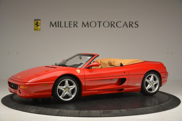 Used 1997 Ferrari 355 Spider 6-Speed Manual for sale Sold at Bugatti of Greenwich in Greenwich CT 06830 2
