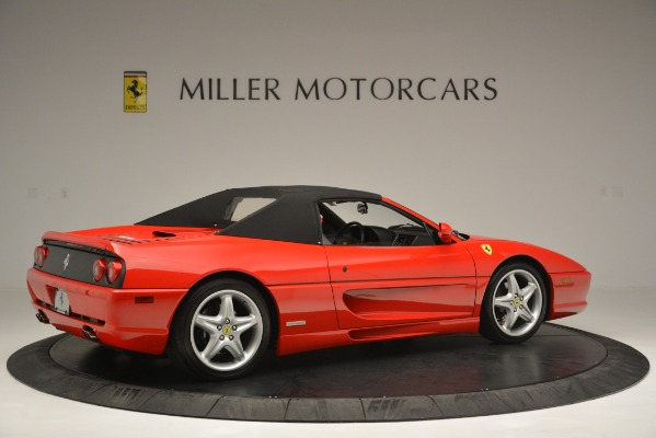 Used 1997 Ferrari 355 Spider 6-Speed Manual for sale Sold at Bugatti of Greenwich in Greenwich CT 06830 20