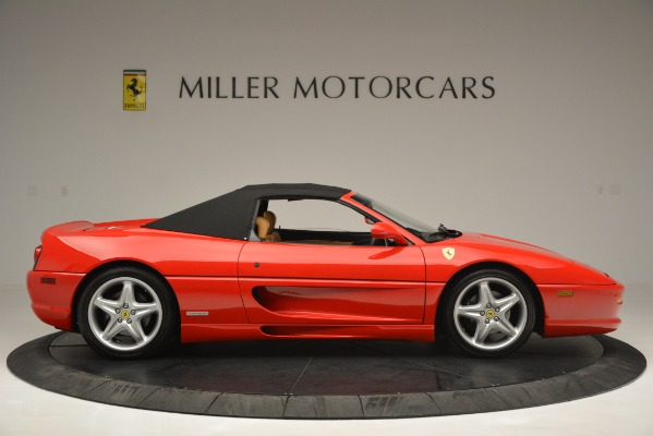 Used 1997 Ferrari 355 Spider 6-Speed Manual for sale Sold at Bugatti of Greenwich in Greenwich CT 06830 21
